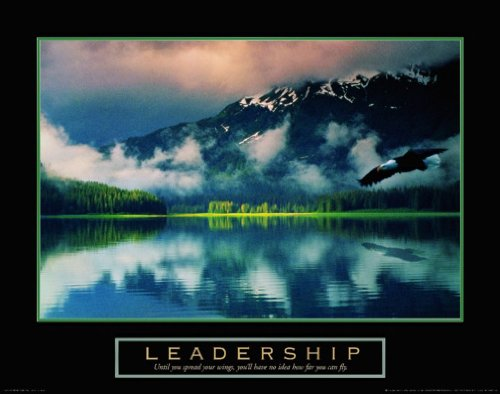 Leadership Bald Eagle Motivational