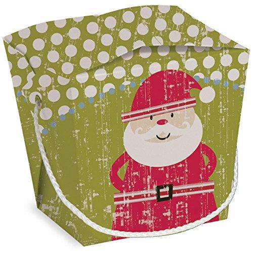 Jolly Holiday Quart Size Pail