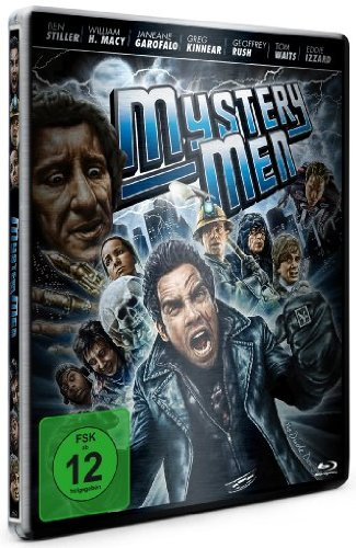 Mystery Men - Steelbook [Blu-ray]