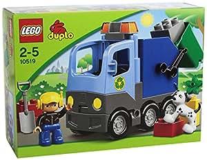 Lego Duplo Legoville - 10519 - Jeu de Construction - Le Camion Poubelle