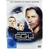 """Stargate Universe - Season 1 [6 DVDs]von """"Robert Carlyle"""""""