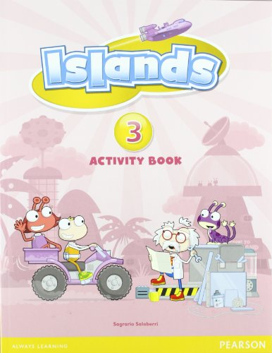 Islands Spain Level 3 Activity Book Pack