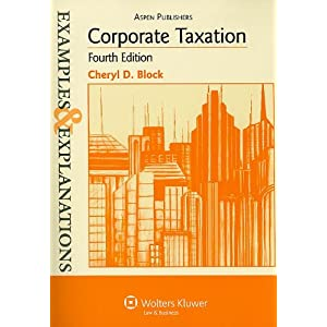 corporate taxation examples and explanations pdf