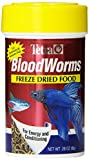 Tetra 16194 Bloodworms, 0.28-Ounce, 100-Ml
