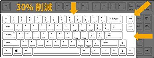 C EW 66键位 英语 电容键盘