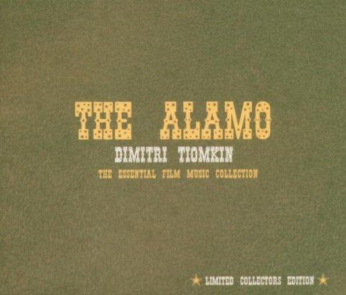 Dimitri Tiomkin - Alamo, The: The Essential Film Music Collection - Zortam Music