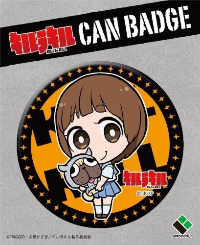 キルラキル 缶バッジ 満艦飾マコ