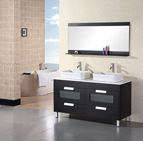 Picks Francesca Double Sink Vanity Set