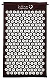 Halsa HM001B Acupressure Mat Black 2.25 Pound