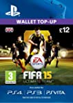 PSN CARD 12 GBP: EA Ultimate Team [PS...