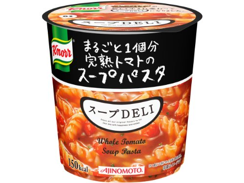 Ajinomoto Knorr soup DELI whole one-minute tomato soup pasta 40.9 g x 6
