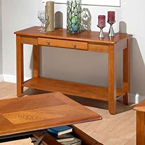 Jofran 480-4 Sedona Oak Sofa Table