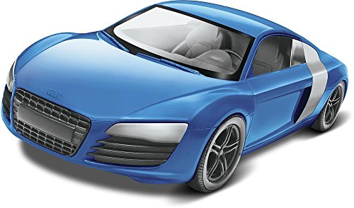 Revell/Monogram Audi R8 Snaptite Build and Play Kit (Audi R8 Model Car compare prices)