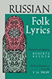 img - for Russian Folk Lyrics book / textbook / text book