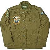 BUZZ RICKSON'S #BR13346 A-2 デッキジャケット『U.S.NAVY』42ワンカラー