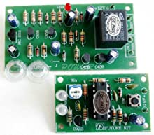 Electronic Infrared Remote Control 50 Feet 1 Channel Circuit Board Kit : FA411 (Ship with tracking number.)