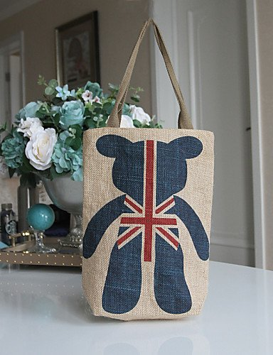 BEAUTS American Bear Fashion Cotton and Linen