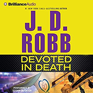 In Death, Book 41 - J.D. Robb