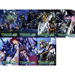機動戦士ガンダム00 ダブルオー 全7巻セット [マーケットプレイス DVDセット]