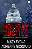 Holiday Justice (The Justice Team Book 4)