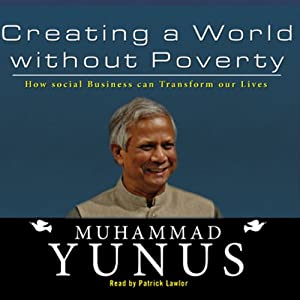 Creating a World Without Poverty Hörbuch