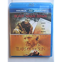 Black Hawk down / Tears of the Sun - Set [Blu-ray]