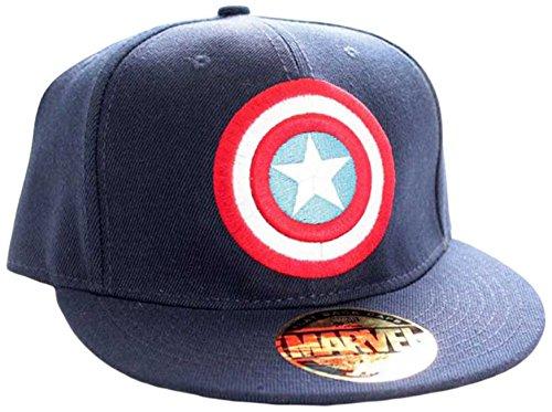 captain-america-adjustable-cappellino-logo-navy