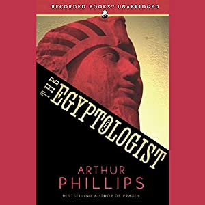The Egyptologist Audiobook
