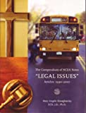 img - for Compendium of NCEA Notes & 'LEGAL ISSUES' Articles: 1990-2007 book / textbook / text book