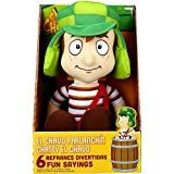 El Chavo Parlanchin 18 Inch Talking Plush Doll, By Jakks Pacific (Color: Multicolored, Tamaño: 18