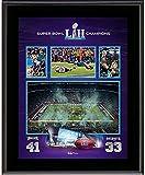 Philadelphia Eagles 10.5'' x 13'' Super Bowl LII Champions Sublimated Plaque - Fanatics Authentic Certified