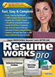 Resume Works Pro [Download] [OLD VERSION]