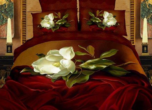 Romantic Bedding Sets 9337 front