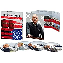 House Of Cards: Season Five [Blu-ray]