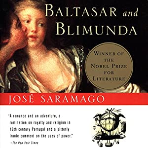 Baltasar and Blimunda Audiobook