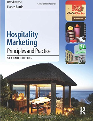 Hospitality Marketing: Principles and Practice