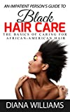 An Impatient Persons Guide to Black Hair Care - The Basics of Caring for African-American Hair