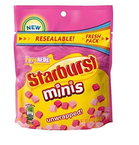 starburst-mini-fruit-chews-favereds-unwrapped-8-ounce-bag-pack-of-4-by-starburst