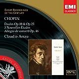 Chopin: Études Op.10 & Op.25; Trois Nouvelles Études
