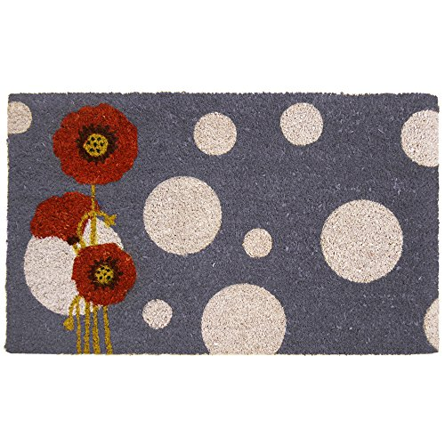rubber-cal-rouge-contemporary-floral-coir-matting-18-x-30-inch