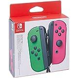Nintendo Switch Joy-Con (L/R)-Neon Green/Neon Pink (EUR Import)