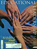 img - for Educational Leadership, v. 55, no. 7, April 1998 - Reshaping School Leadership book / textbook / text book