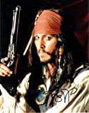 Johnny Depp Signed Autographed Reprint Photo 8x10 #3