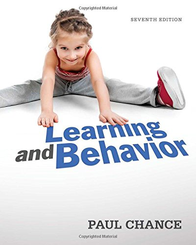 Learning And Behavior front-17697