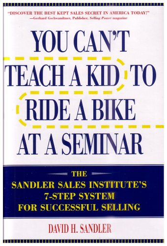Bikes You Ride You Can t Teach a Kid to Ride