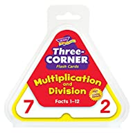 Multiplication and Division Three-Cor…