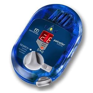 Ortovox Patroller Digital Transceiver - Blue Transparent