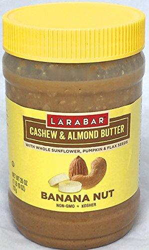 ... Butter with Whole Sunflower, Pumpkin & Flax Seeds, Banana Nut Flavor