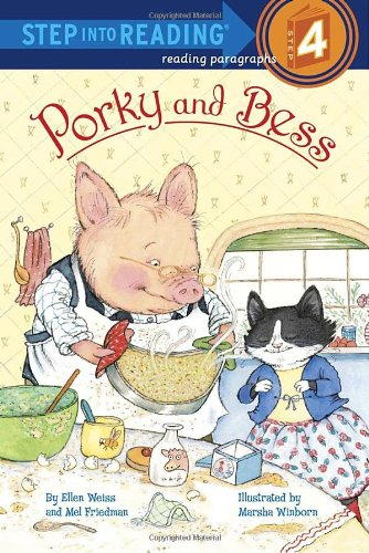 Porky and Bess (Step into Reading)