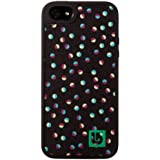 Speck Products FabShell Burton Design Case for iPhone 5/5S  - Girls Confetti/Black